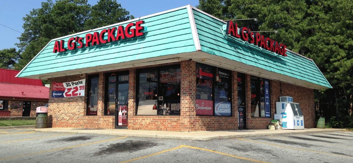 AL G'S Liquor Store-542397-1