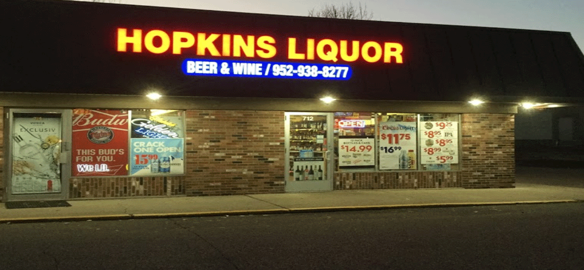 Hopkins Liquor Store-992617-1