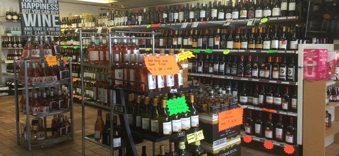 Hopkins Liquor Store-992617-3