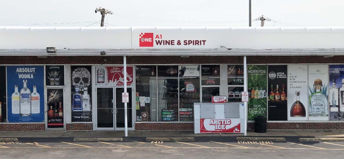 A1 Wine & Spirit-300436-1
