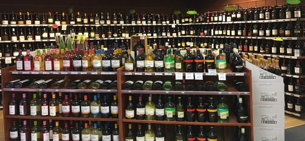 Blarney Stone Wine & Spirits 5-900923-4