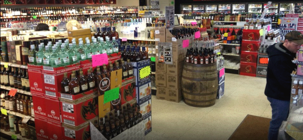 Blarney Stone Wine & Spirits 7-804492-3