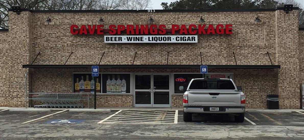 Cave Springs Package-729936-1