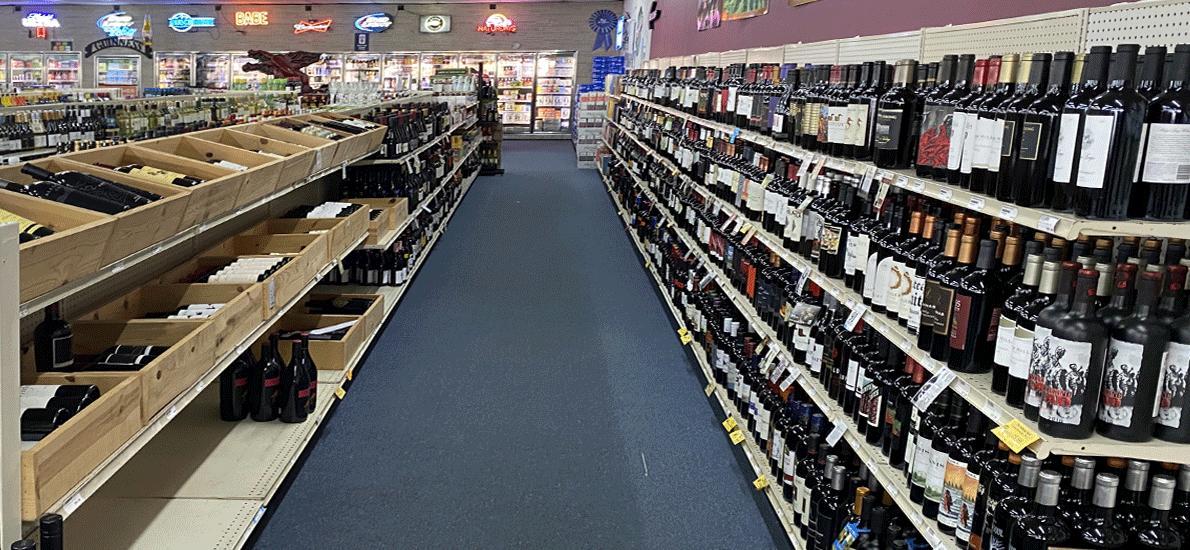 Famous Wine & Spirits Mt Zion-875449-7