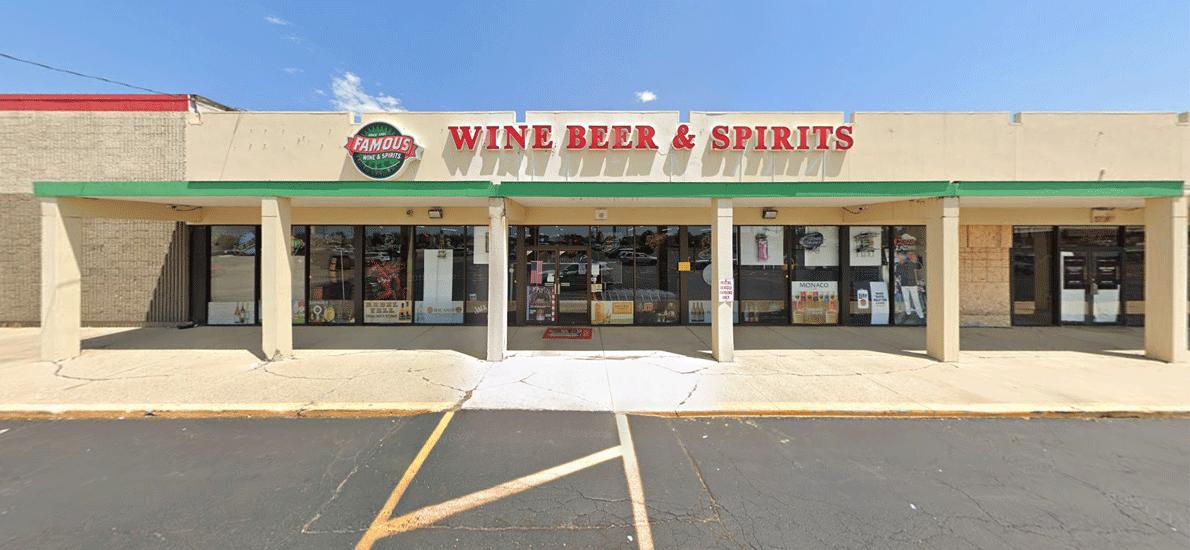 Famous Wine & Spirits Mt Zion-875449-1