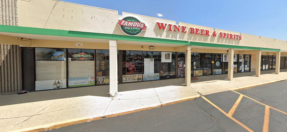 Famous Wine & Spirits Mt Zion-875449-10