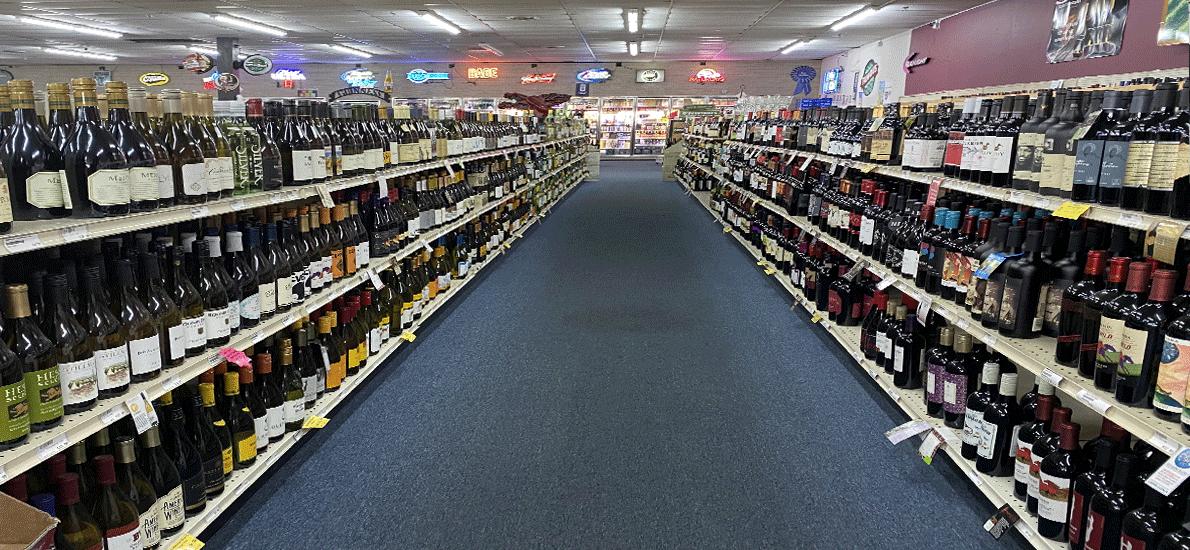 Famous Wine & Spirits Mt Zion-875449-8