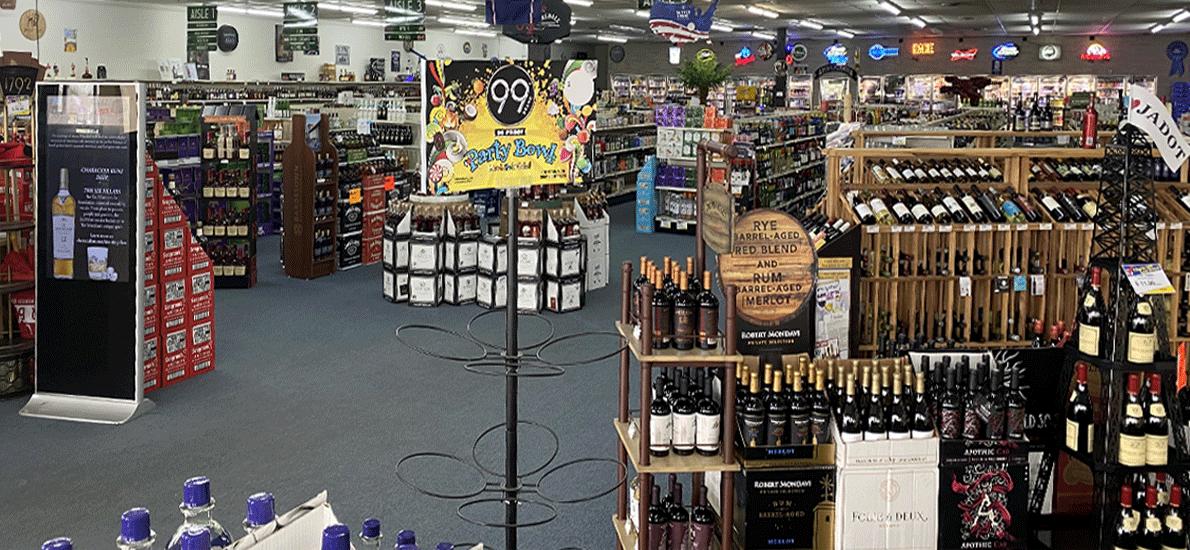 Famous Wine & Spirits Mt Zion-875449-2