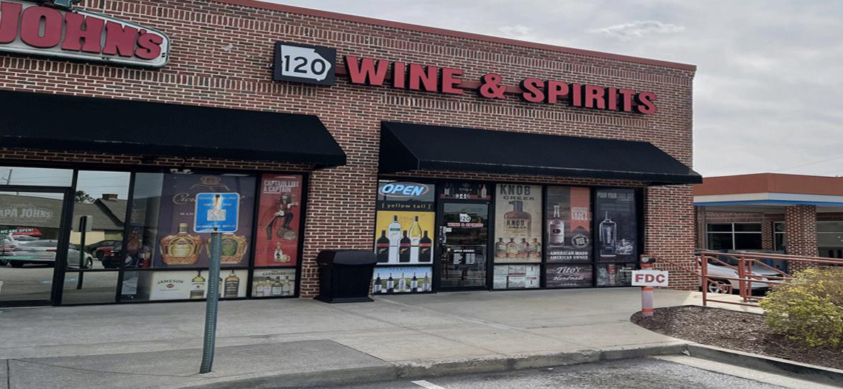 HWY 120 WINE & SPIRITS-799356-6