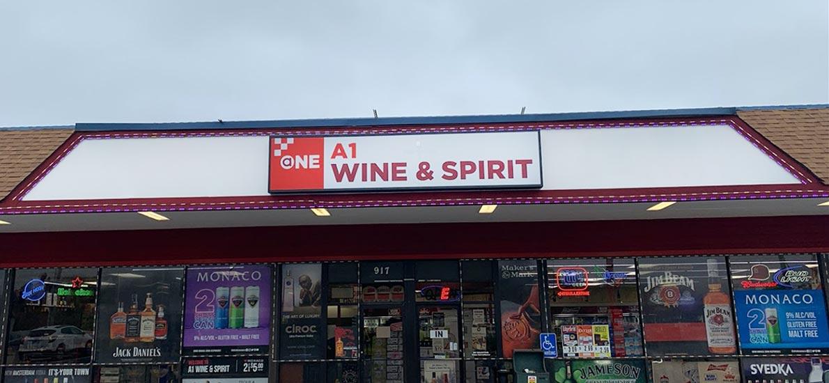 A1 Wine & Spirit-333150-1