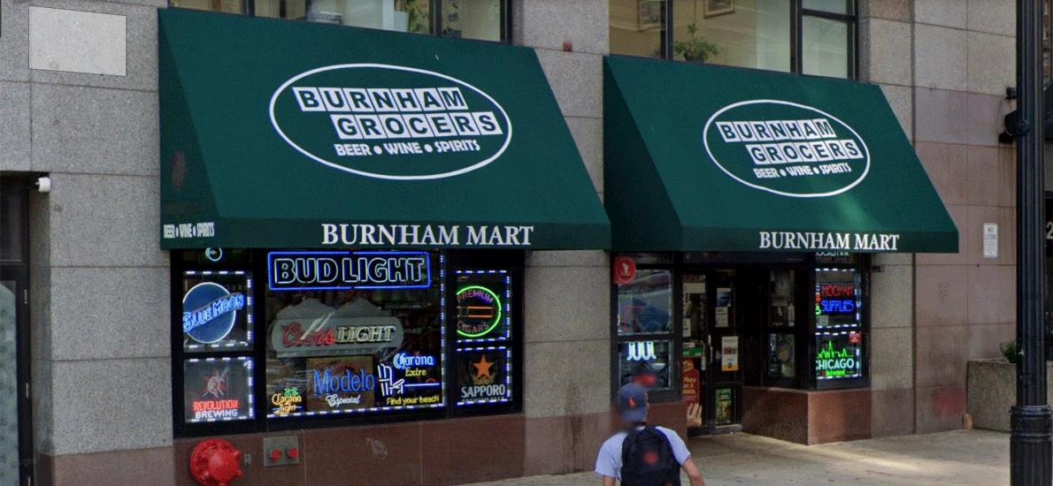 Burnham Grocers & Liquors-752922-1