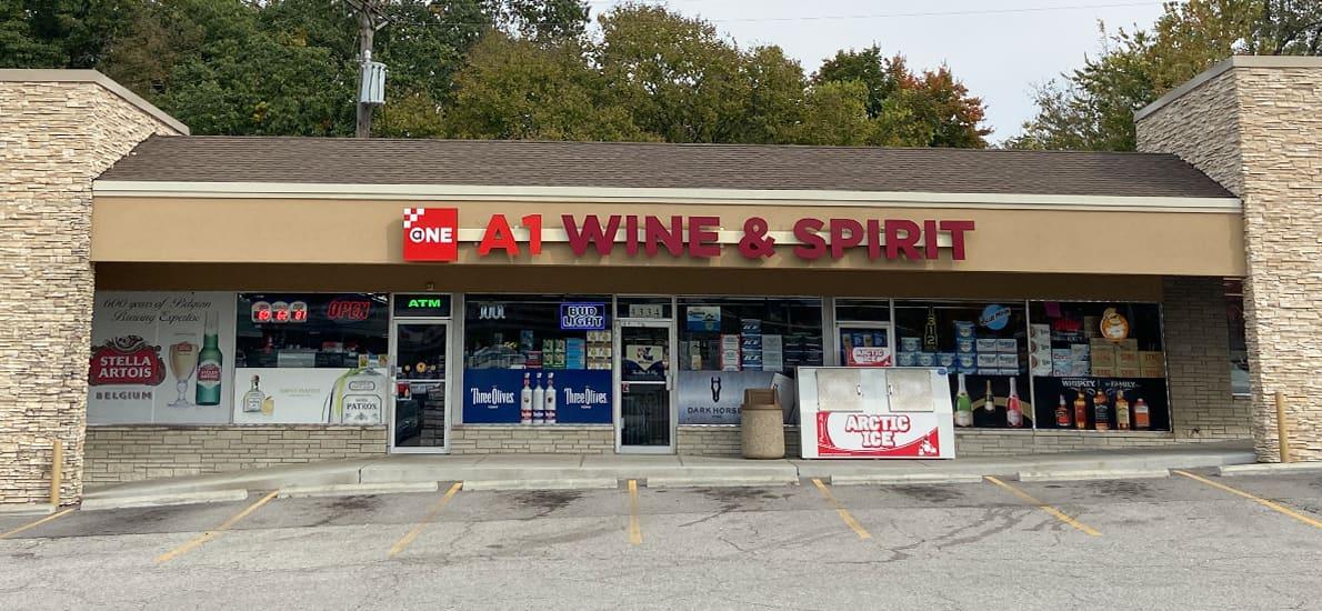 A1 Wine & Spirit-805306-1